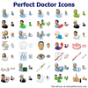 Perfect Doctor Icons Image