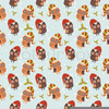Wrapping Paper Clipart Image