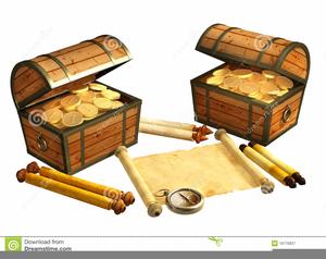treasure chest pirate clipart - Clip Art Library