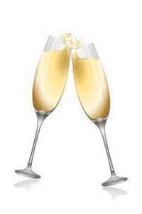 Champagne Toast | Free Images at Clker.com - vector clip art online,  royalty free & public domain