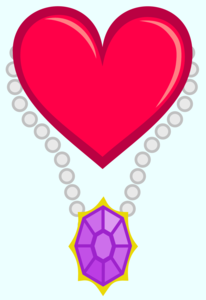 Heart And Necklace Cutie Mark Request By Namuna Image