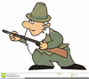 Rifle Shooting Clipart Image