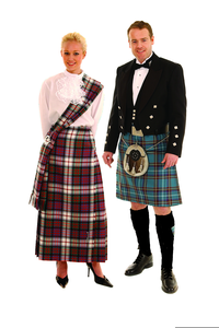 Scotland Clothes Traditional Image