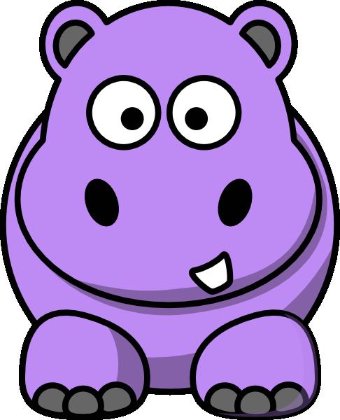 cartoon hippo clip art at clker com vector clip art cow clip art free images cow clipart coloring page