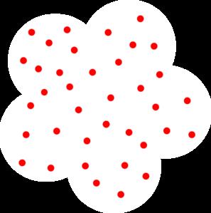yellow and white polka dot wallpaper