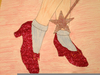 Clipart Ruby Slippers Image
