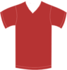 Vneck Red Image