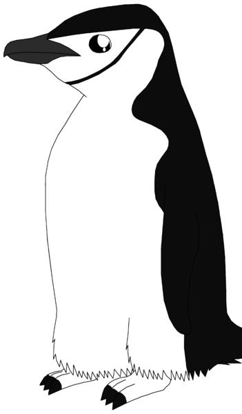 Penguin   Free Images at Clker.com - vector clip art ...
