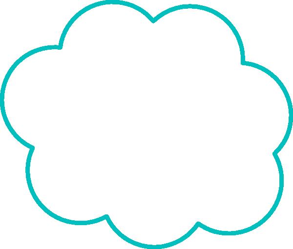 Cloud Clip Art At Clker Com Vector Clip Art Online
