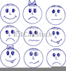 Clipart Emotions Faces Image