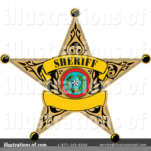 badge clipart sheriff free images at clker com vector clip art rh clker com sheriff badge clipart black and white sheriff badge clip art png