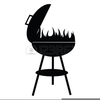 Bbq Food Clipart Image