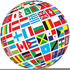 Picture World Globe Clipart Image