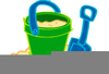 Free Pail And Shovel Clipart Image