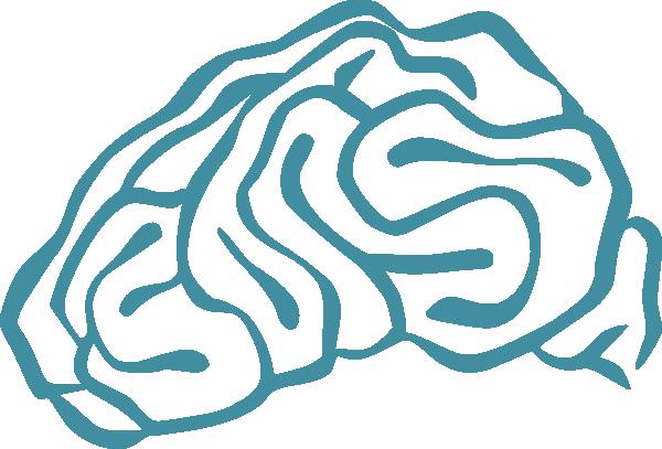 Brain 2 Clip Art at Clker.com - vector clip art online ...