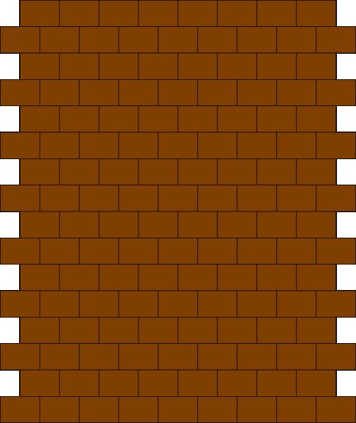 Wall Design Clipart : Brick wall jail clip art at clker vector