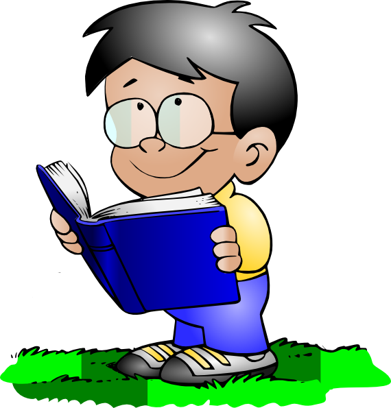 boy reading clip art at clker com vector clip art online  royalty free   public domain clip art math data clip art math data