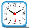 Clock Clipart For Teachers Image