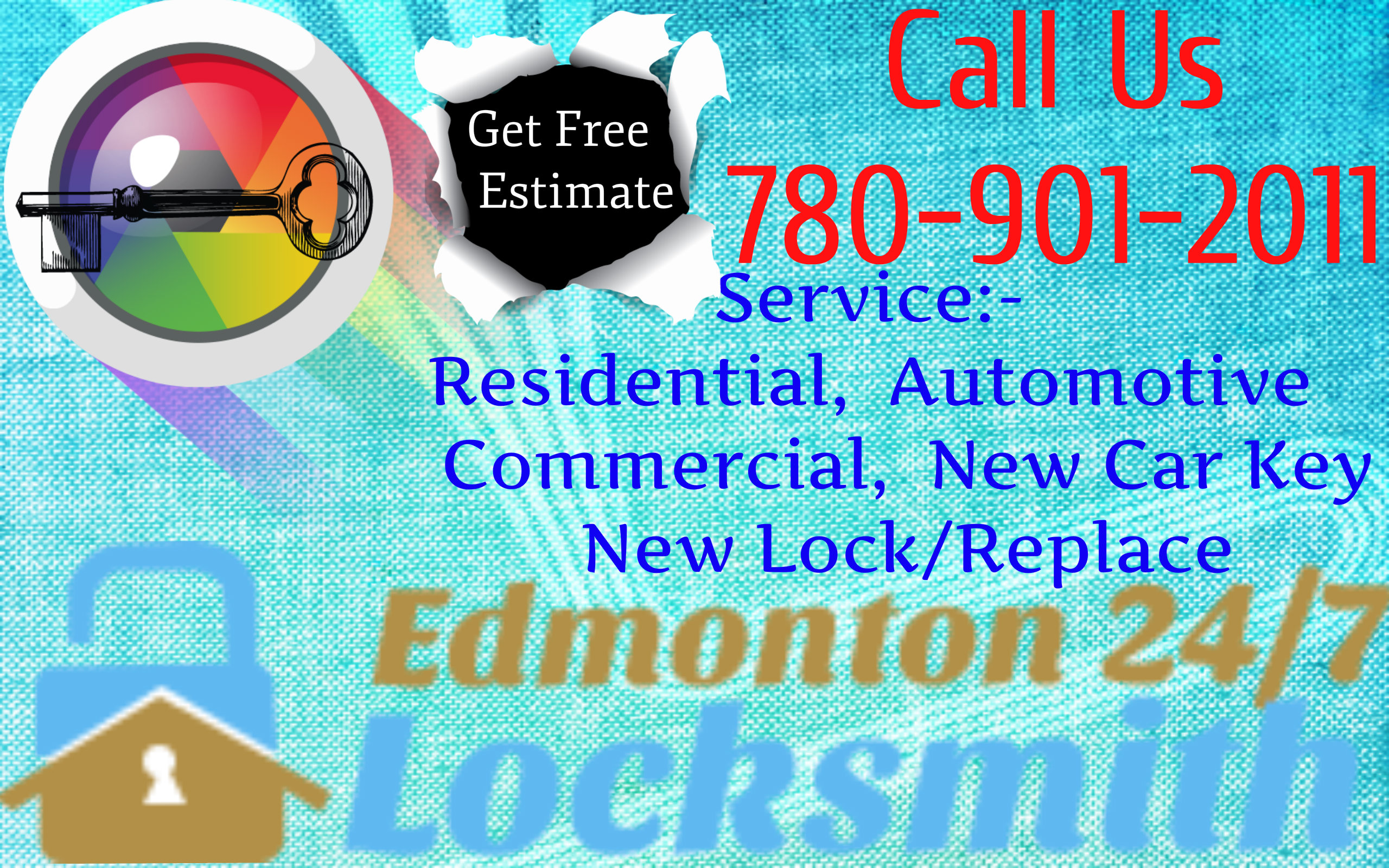Edmonton Hour Locksmith Services | Free Images at Clker.com - vector ...