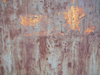 Rusted Metal Wall Image
