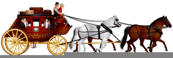Clipart Coach And Horses | Free Images at Clker.com - vector clip ...