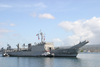 Mexican Navy Ship Usumacinta (a-412), Formerly Uss Frederick (lst-1184), Arrives In Pearl Harbor For A 10-day Port Visit. Image