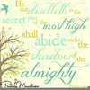 Christian Verses Clipart Image