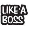 Like A Boss Png Image Image