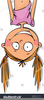 Clipart Silly Girl Image