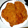 Fried Breaded Chicken Image