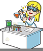 Science Chemical Mixing Clipart Image
