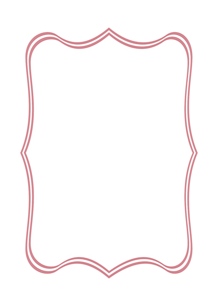 Chalk Transparent Border: Free Images At Clker.com - Vector Clip Art
