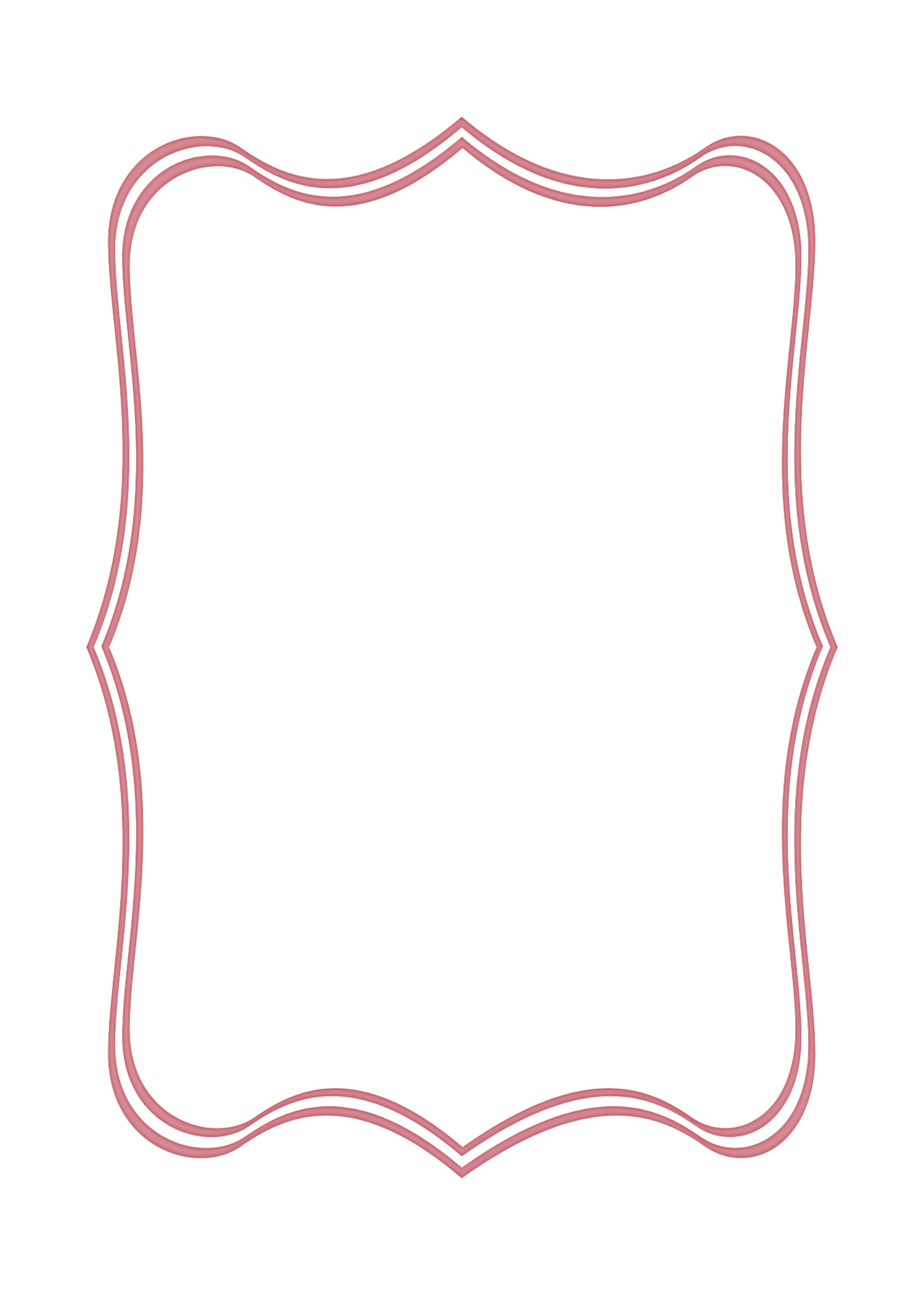 Chalk Transparent Border: Free Images At Clker.com - Vector Clip Art
