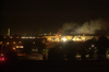 Pentagon On Night Of  Sep. 11 Attack Image