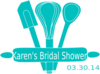 Kitchen-themed Bridal Shower 3 Clip Art