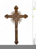 Free Clipart Wooden Cross Image