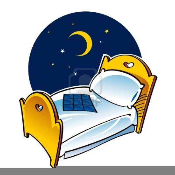 Clipart Schlafen Bett | Free Images at Clker.com - vector
