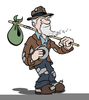 Hobo Cartoon Clipart Free Image