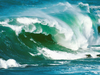 Ocean Waves Wallpaper Image