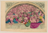 Pidgeon Hole. A Convent [sic] Garden Contrivance To Coop Up The Gods  / Rowlandson, Del. Image