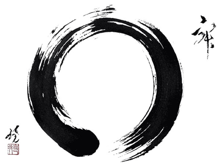 Zen Circle Free Images At Clker Com Vector Clip Art