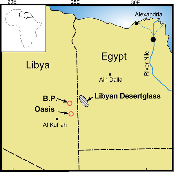 Libyan Desert Map Libyan Desert Map   Free Images at Clker.  vector clip art