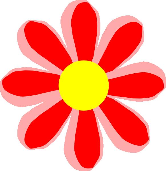 flower cartoon red clip art at clker com vector clip art country western free clipart free western clip art border