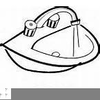 Dirty Bathroom Clipart Image