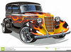 Free Hot Rod Clipart Images Image