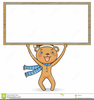 Notice Board Clipart Free Image