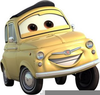 Free Clipart From The Walt Disney Movie Cars Image