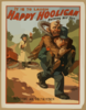 Happy Hooligan It Is To Laugh : Nothing But Fun. Clip Art