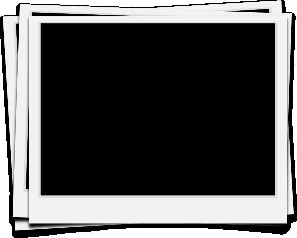 Blank Polaroid Clip Art at Clker.com - vector clip art ...