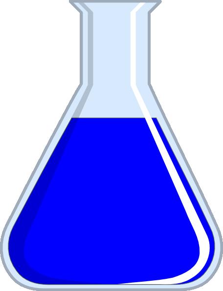 chemistry flask clip art at clker com vector clip art online rh clker com Bubbling Flask Clip Art chemical flask clip art
